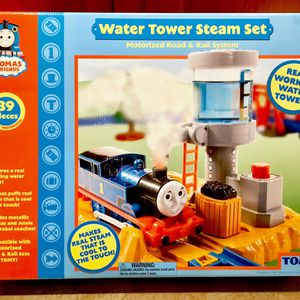 Thomas & Friends Water Tower Steam Set - NEW! for Sale in Ambler, PA