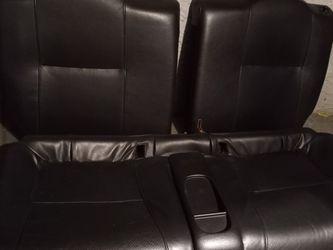 02-06 Acura Rsx Black Rear Seats for Sale in Pompano Beach,  FL