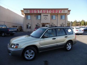 2003 Subaru Forester for Sale in Las Vegas,  NV