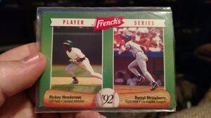 7- 1992 French's baseball cards for Sale in Appomattox, VA