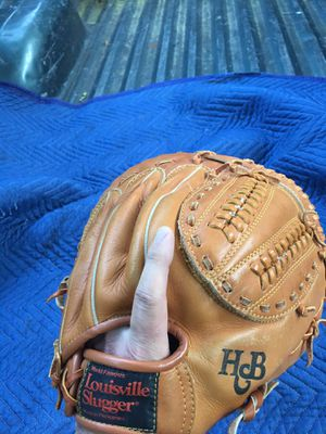 Louisville slugger 1st baseman glove for Sale in DeBary, FL