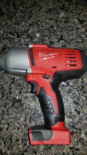 """M18 Milwaukee 1/2"""" Impact Wrench (tool only) for Sale in Bensenville, IL"""