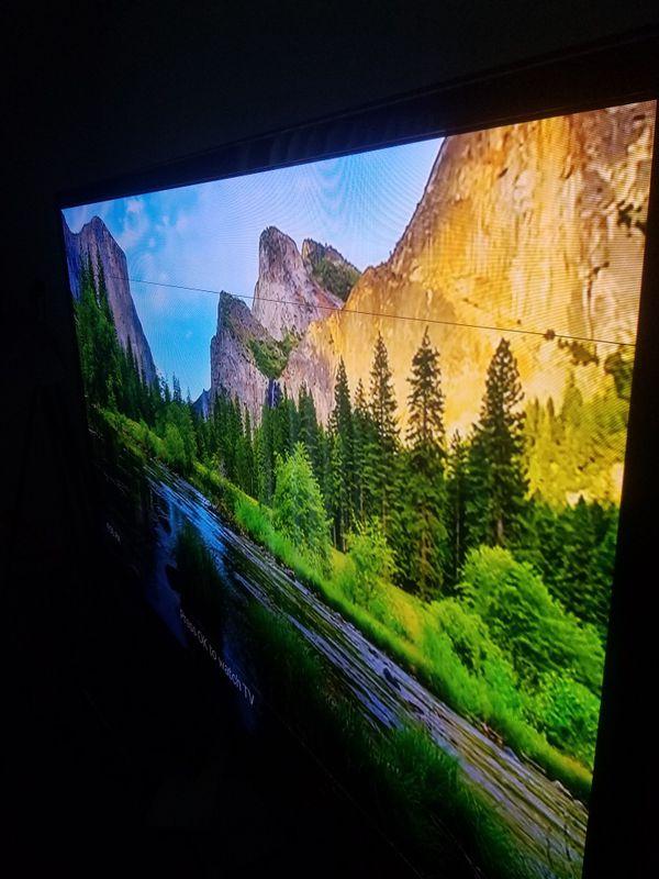 """60"""" Samsung Plazma TV"""