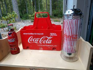 Coca cola collectibles for Sale in Union, WA