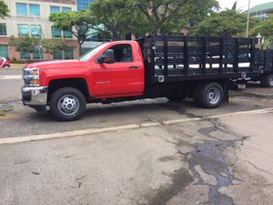 2018 Chevy Silverado 3500hd commercial work truck for Sale in Waianae, HI