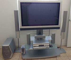 Like new Philips 42in Plasma TV 42PF9966/37 for Sale in Laredo, TX