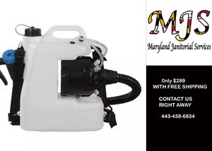12 L Electric Disinfectant Fogger Machine for Sale in Baltimore, MD