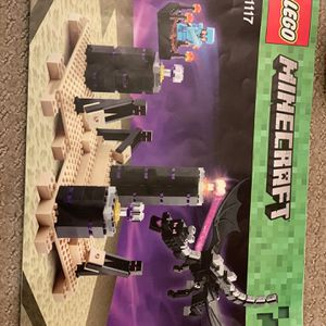 4 Set of old LEGO Set Of Minecraft for Sale in Dublin, CA