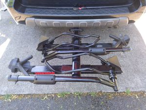 Yakima Holdup 2 EVO Hitch Bike Rack for Sale in Aurora, OR