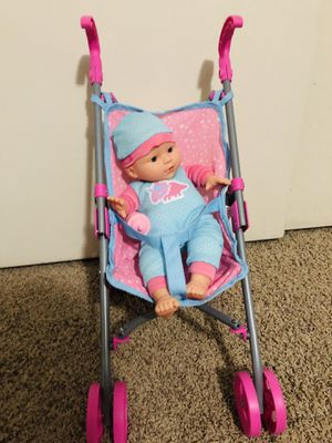 Baby doll stroller for Sale in Hill Air Force Base, UT