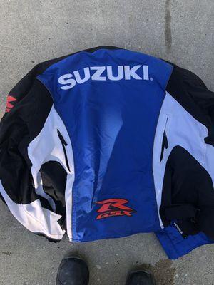Suzuki motorcycle jacket for Sale in Detroit, MI