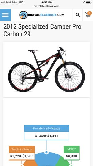 Specialized Camber Pro 29er for sale or trade for Sale in Oakland, CA