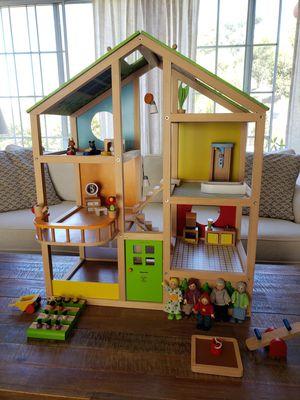 Hape All Season Dollhouse for Sale in Carlsbad, CA
