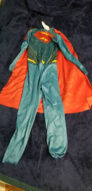 Superman costume for Sale in Dallas, TX