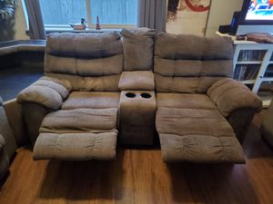 Reclining sectional for Sale in Redmond, OR