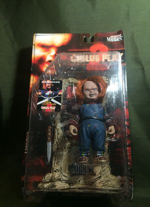 Movie maniacs 2 Child's Play Chucky McFarlane toys for Sale in Leavenworth, KS