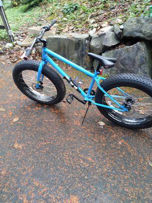 Fat tire mountain bike for Sale in Ravensdale, WA