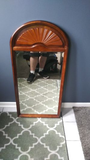 Very nice mirror 50 OBO for Sale in Elmhurst, IL