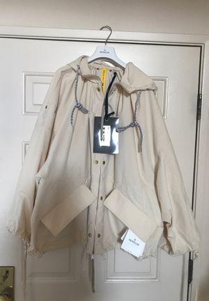 Brand new moncler parka with tags. Never been worn. Not the right size. Bought from saks in final sale. Would make a fantastic Christmas gift. Size 2. for Sale in Alameda, CA