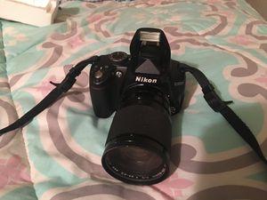 Nikon D3000 with Manual Lenses for Sale in Miramar, FL