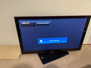 60 inch Samsung plasma tv for Sale in Seattle, WA