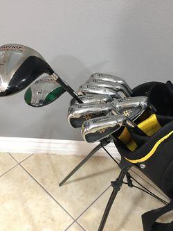 Warrior Custom Complete Golf Set for Sale in Henderson,  NV