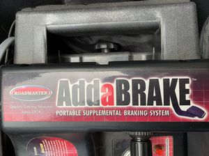 AddaBrake system for towing for Sale in Weston, MA
