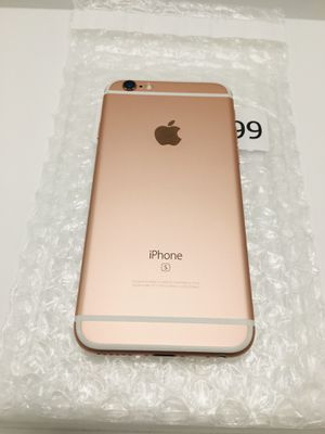 Apple iPhone 6S 32GB Rose Gold for Sale in La Habra Heights, CA