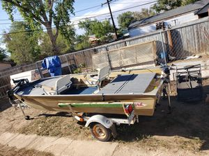 Fishing Boat for Sale in Brighton, CO