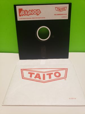Commodore 64 / 128 Arkanoid Floppy Disk for Sale in Reinholds, PA
