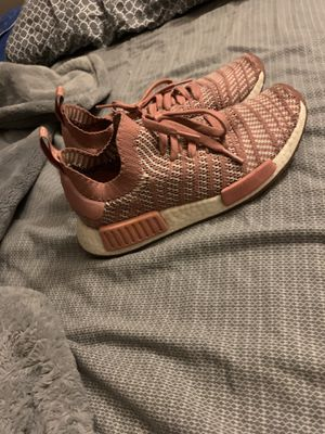 Women's pink adidas NMD for Sale in Fontana, CA