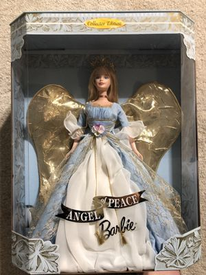 NEW,ORIGINAL Packaging,Angel of peace barbie 1999 for Sale in Hightstown, NJ