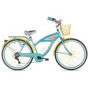 """BCA 26"""" Women's, Margaritaville Multi-Speed Cruiser Bike, Teal for Sale in Houston, TX"""