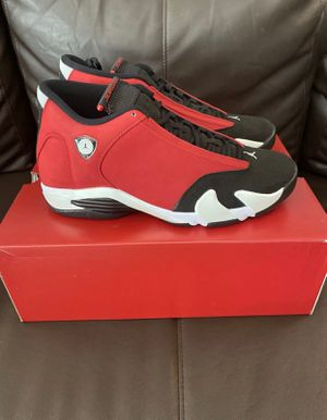 Gym Red Jordan 14 SIZE 12 BRAND NEW DS for Sale in Kissimmee, FL