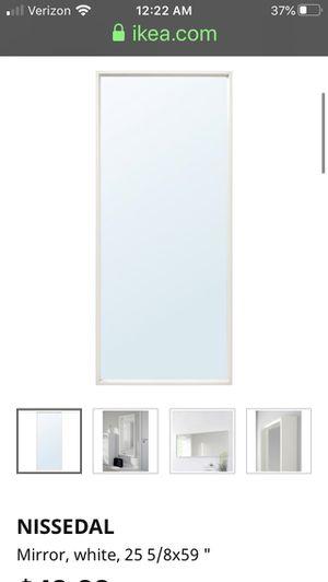 Large floor length mirror for Sale in Santa Monica, CA