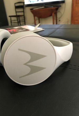 Motorola Wireless Bluetooth headphones for Sale in Lantana, FL