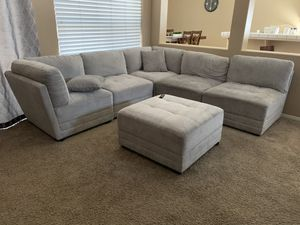 Very nice sectional couch sofa set for Sale in Fresno, CA