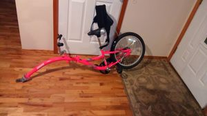 Trail-a-bike LIKE NEW for SALE for Sale in Bellevue, WA