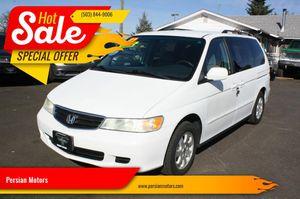 2002 Honda Odyssey for Sale in Cornelius, OR