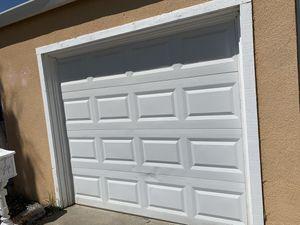 Garage door, open for offer for Sale in Vallejo, CA