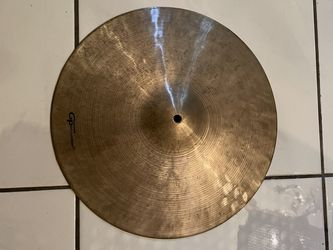 GROOVE Percussion Cymbal Used for Sale in Miami,  FL
