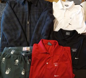 Lot of men clothes for Sale in North Olmsted, OH