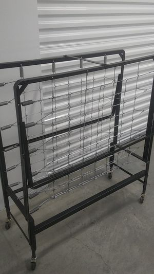 Fold up twin bed frame for Sale in Gresham, OR
