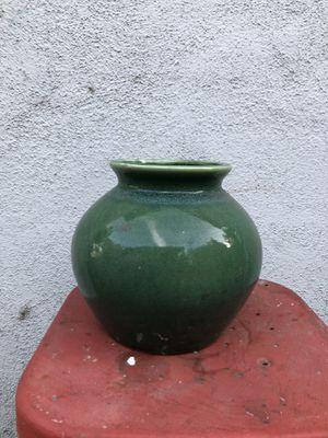 Ceramic Green Pot for Sale in Huntington Park, CA