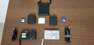 2 Sony Power shot Cameras for Sale in Pooler, GA