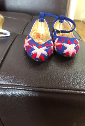 Handwork baby 11 to 12 month shoes it's barand new for Sale in Falls Church, VA