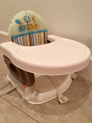 BABY: Summer Infant Deluxe Folding Booster for Sale in Dublin, CA