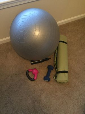 Workout items for Sale in Greensboro, NC