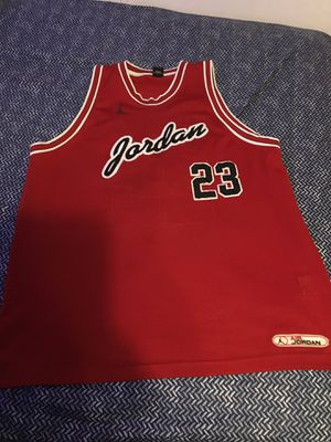 Air Jordan jersey size 3XL vintage (good condition) for Sale in Hutto, TX