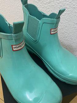 Hunter Girl Rain Boots Size 2/2.5 for Sale in Hawthorne,  CA